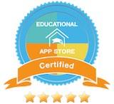 Educational app store certified